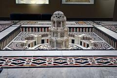 Garden pool and fountain (Can Pac Swire) Tags: middleeastern art museum islamic agakhan toronto ontario canada canadian arabic muslim 2018aimg6900 fountain