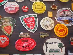 P9193038 (bentchristensen14) Tags: usa unitedstatesofamerica california sanfrancisco sanfranciscorailwaymuseum museum tram steuartstreet