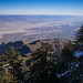 Palm Springs from San Jacinto Mountains