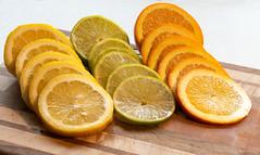 citrus (brendacyr) Tags: citrusfruit food lemons limes oranges vitaminc