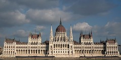 Budapest (richard.scott1952) Tags: architecture building stone carving decoration scrollwork ornate solid old vintage city cityscape culture heritage history tradition travel tourist trip budapest hungary fuji xpro scene scenic