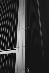 I really love the light in cities (Hud1ai2) Tags: bw bwlover minimal minimalism minimalistic simplicity monochrome noir bnw blackandwhite bnwphoto hudolin blackwhite black light streetphoto street fineart