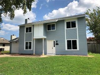 Homes For Sale In Virginia Beach, Va! Take A Peek At 5121 Holly Farms Dr It's A Beautiful 4 Bedroom, 3 Bath Home Listed At $254,900.