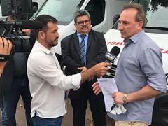 AMBULÂNCIAS - Acordo de R$ 5 milhões na Justiça do Trabalho garante a entrega de ambulâncias a municípios de Rondônia (TRT-RO/AC) Tags: ambulâncias acordo justiça justiçadotrabalho