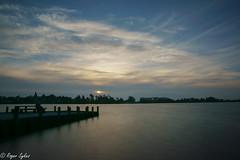 Hamilton lake sunset (rogsykes) Tags: sunset rotoroa hamilton sonya77ii