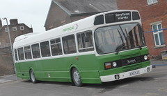 Leyland National Mk.2 (A301KJT - 1984) (andreboeni) Tags: classic bus coach autocar car cars buses coaches omnibus omnibusse classique voiture rétro retro auto oldtimer klassik classica classico leyland a301kjt national provincial mk2 mark2