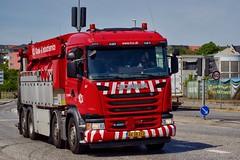 AK38252 (18.05.25, Østhavnsvej, Oliehavnsvej)DSC_8653_Balancer (Lav Ulv) Tags: 248971 pgrseries gseries scaniagseries g490 e6 euro6 8x2 2014 red østhavnsvej portofaarhus slamsuger sewagetruck abwasser draincleaner suctiontruck rigid truck truckphoto truckspotter traffic trafik verkehr cabover street road strasse vej commercialvehicles erhvervskøretøjer danmark denmark dänemark danishhauliers danskefirmaer danskevognmænd vehicle køretøj aarhus lkw lastbil lastvogn camion vehicule coe danemark danimarca lorry autocarra danoise vrachtwagen