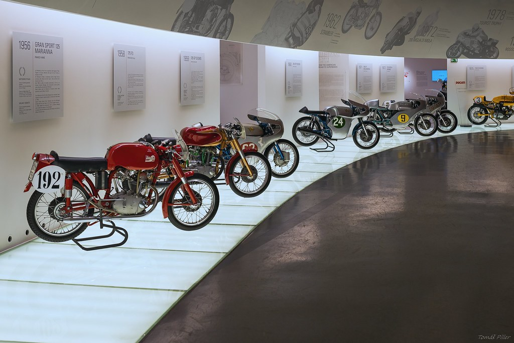 Museo Ducati.The World S Best Photos Of Ducati And Museo Flickr Hive Mind
