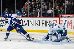 NHL: NOV 13 Canucks at Islanders (Champion City Sports) Tags: nhl hockey islanders canucks vancouver newyork newyorkcity brooklyn barclayscenter ny unitedstates usa