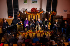 Voices of the Naomhóg Encore - Iona - 10/11/18 - photo: Corey Katz [2018-531]