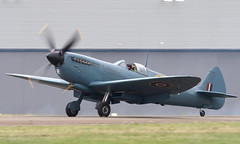 Photo Reconnaissance (Treflyn) Tags: photo reconnaissance supermarine spitfire prxi mk pl965 biggin hill airport 2018 festivalofflight