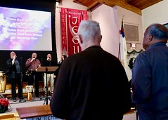 Worship Service with Pastor Don Beachy (12-30-2018) - Offering (nomad7674) Tags: 2018 20181230 december beacon hill evangelical free church monroect monroe ct connecticut worship service christianity christian offering offertory ushers giving