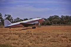 Air Kenya DC-3 (David K. Edwards) Tags: plane airplane transport douglas dc3 c47 passenger africa kenya tanzania 1945 carolelombard dke2