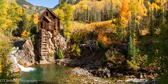 Iconic Crystal Mill (OJeffrey Photography) Tags: crystalmill iconic co colorado panorama pano coloradorockymountains rockymountains ojeffrey ojeffreyphotography jeffowens nikon d850