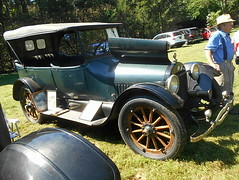 1918 Buick E-45 Touring Car (splattergraphics) Tags: 1918 buick e45 touringcar carshow hagleymuseum wilmingtonde