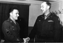 Carl Gwartney Collection Image (San Diego Air & Space Museum Archives) Tags: worldwarii wwii ww2 secondworldwar usaaf nco sergeant staffsergeant 29thtroopcarriersquadron