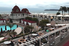 Hote del Coronado (Prayitno / Thank you for (12 millions +) view) Tags: hoteldel hotel del coronado island outdoor fun day cafe dining restaurant evening coast coastal beach water front pacific ocean cabrillo beautiful buenos noches fine casual san diego ca california life style swimming pool