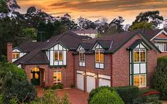 10 Sallaway Pl, West Pennant Hills NSW