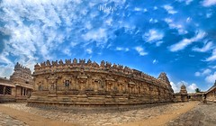 Airavatesvara Temple                                                           Kumbakonam (:::. Mänju .:::) Tags: worldheritage architecture mobileshot tamilnadu kumbakonam temple airavatesvara