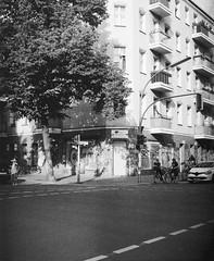 Neukoelln, Berlin (nikolaijan) Tags: mamiya rb67 ilford panf50 bw 120 berlin neukoelln berlinstreets