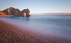 Durdle Door - D O R S E T (Twogiantscoops) Tags: 2018 canon filters landscape autumn wellies arch southwest light carryaorgandonorcard durdledoor tidal creative chrismarshallsimages crop sunkissed littlestopper seascape firtrees west country hightide mirrorlock 6stops lulworth dorset archway rockstacks painterly drama somerset experimenting painting cpfilter lephotography manfrotto textural neardurdledoor sundown 1635 tripod photography art lework golden longexposure levels evening scoopsimages 5dmk2 rocks seasons tide lee beach britishheartfoundation sunset neutraldensity wet areyouanorgandonor intervalometer giftoflife ndgrads shutterrelease