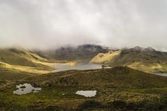 Lakes (kgerbel) Tags: brouillard brume cloud fog haze lac lago laguna lake landscape mist montagne montana mountain neblina niebla nuage nube paisaje paysage sierra