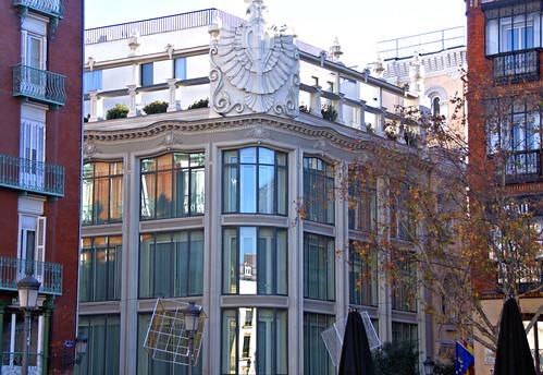 HOTEL ROOM MATE ALICIA , PLAZA DE SANTA ANA,, MADRID DE LOS AUSTRIAS 8621 4-1-2019 copia