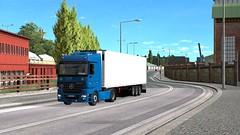 ets2_20190109_231244_00 (Kocaa_009) Tags: road sky truck bluetec5 mercedes mercedesbenz actros mbactros mercedesactros mp2 actrosmp2 actros1848 tree city szczecin truckstore schmitz schmitzcargobull schmitztrailers