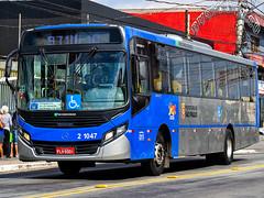 2 1047 Sambaíba Transportes Urbanos (busManíaCo) Tags: busmaníaco nikond3100 ônibus sambaíbatransportesurbanos apache vip iv caio of1721 bluetec 5 mercedesbenz