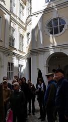 Palais Kinsky courtyard (IES Abroad Alumni) Tags: palaiskinsky palais kinsky 2018viennaalumniweekend 1968 1969 196869 vienna austria iesvienna reunion reunionweekend alumni alumniweekend