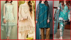 Top Collection Of Designer Casual Wear Dresses Designs For Girls 2019 (The Beauty Writer) Tags: top collection of designer casual wear dresses designs for girls 2019