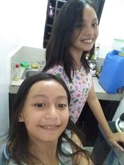 Ashley and I (ghostgirl_Annver) Tags: asia asian girls annver ashley sister sisters siblings daughters family children kids