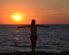 6. Atardecer en la isla de Menorca (Diario de un Mentiroso) Tags: menorca