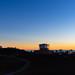 Haleakala Observatory Maui blue hour