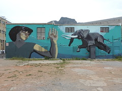 "🌊🐘 ""Water-Fant"" - Woodstock, Cape Town - [SOUTH AFRICA] (Vagabundler) Tags: streetart capetown southafrica nelsonmandela graffiti graffitiart mandela streetartcapetown madiba art travelphotography urbanart dailygraffiti instagraffiti streetartiseverywhere vagabundler coloronthewalls spraycanart streetphotography streetartistry murales dosenkunst wallart travel abstract instagraff urbanwalls graffitiwall globalstreetart grafflife"