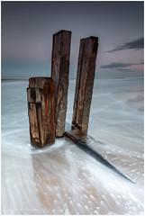 Posts (Steven Peachey) Tags: seascape sunset canon beach sea coast canon5dmarkiv ef1740mmf4l leefilters lee09gnd hartlepool 5dmarkiv hitech09gnd northeastcoast northeastengland stevenpeachey clouds sky uk england northsands post explore explored 52of2017