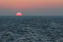 Santorini_2007_08_227 (Бесплатный фотобанк) Tags: греция греческая республика санторини остров закат