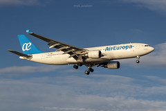 Airbus A330-202 EC-JQG Air Europa (msd_aviation) Tags: aireuropa air europa airbus a330 a330200 landing lebl bcn barcelona barcelonael spotting spotters el prat barcelonaelprat ecjqg