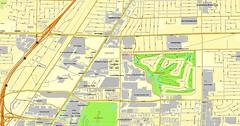 Membuat Peta Denah Lokasi Dengan Bantuan Google Map | Belajar Grafis (vectormapper) Tags: adobeillustrator cdr graphicdesign mapdesign pdf tipsandtricksvectorgraphics vectormapdrawing vectormaplessons vectormapsmanual