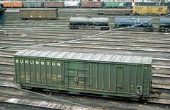 CB&Q Class XML-16 20844 (Chuck Zeiler54) Tags: cbq class xml16 20844 burlington railroad boxcar box car freight cicero train chuckzeiler chz