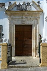 Doorway in Medina-Sidonia, Spain (Steve Bellamy) Tags: spain medina doorway door fuji x100