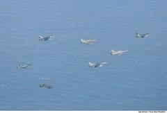 Media Flight - CRUZEX 2018 (Força Aérea Brasileira - Página Oficial) Tags: a1m a4 a4skyhawk af1 amx bra brasil brazil brazilianairforce braziliannavy chl cruzex cruzex2018 cessnaa37dragonfly chile dassaultmirage2000p embraer f16c f5 f5etigerii f5em fab fach fighter forcaaereabrasileira forçaaéreabrasileira fotojohnsonbarros generaldynamicsfokkerf16amfightingfalcon generaldynamicsf16amfightingfalcon generaldynamicsf16cfightingfalcon generalelectricj85 m2000p mb marinhadobrasil mcdonnelldouglasaf1skyhawk mediaflight natalrn northropcorporation peruairforce ury usa usaf uruguaiairforce aeronave aircrat airplane avião caça monoplace turbofan turbofanrollsroycespey807 turbojato turbojet natal rn
