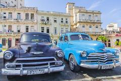 Cuba / Havana e Varadero (Paulo Pampolin) Tags: cuba havana varadero mar sea ocean blue azul car old velho antigo carro relíquia revolução revolucao revolution