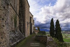 SITIOS DE BURGOS (jramosvarela) Tags: castillo antiguo pueblo frias 2016 muralla burgos castle chateau old village wall
