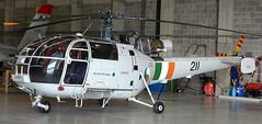 Alouette III 211 (707-348C) Tags: baldonnel baldonnelairport casemont eime helio alouetteiii helicopter bal military irishaircorps iac corps helicopterwing sa316b 211