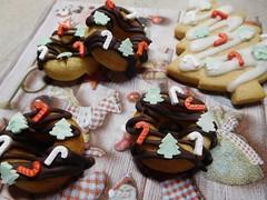 Dolcetti Natalizi (dolciefantasia) Tags: natale cake cakedesign torra pastadizucchero decorazione festa compleanno milano dolci fantasia dolciefantasia biscotti cupcake minicake cakepops