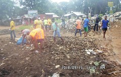 liberia37 (Let's Do It World) Tags: wcd2018 liberia worldcleanupday letsdoitworld cleanup streetwork tshirts
