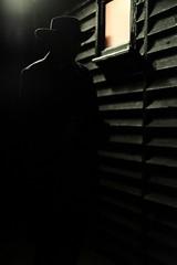 Bad Mother Fckr. (ianmiller6771) Tags: fujixt1 noir deepshadow badman danger threat grain