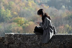 The Japanese Girl │美少女 (picsessionphotoarts) Tags: nikon nikond750 nikonfotografie nikonphotography citylife urbanlife streetphotography portrait porträt rothenburgodtauber afsnikkor80400mmf4556gedvr 美少女 japanesegirl