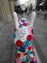 Slimon (wallygrom) Tags: england sussex eastsussex brighton snailtrail sculpturetrail snailspace bemoresnail sculptures